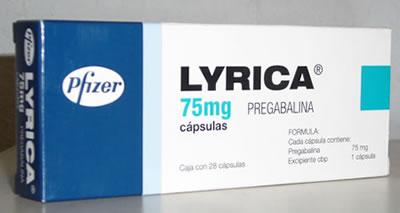 lyrica tabletas 150 mg